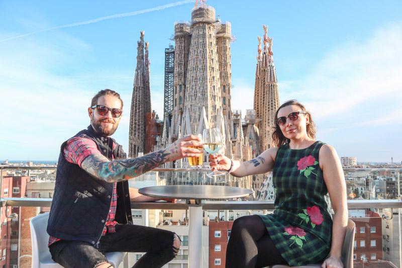 Sagrada Familia Ayre Hotel Barcelona _