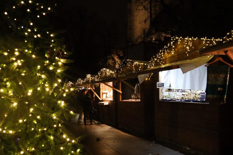 Saint Germain Christmas Market Paris_