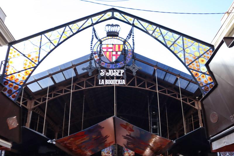 St Joseps Market Barcelona_