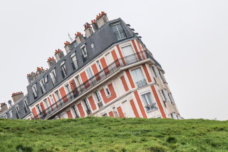 Sunken House Paris Montmartre