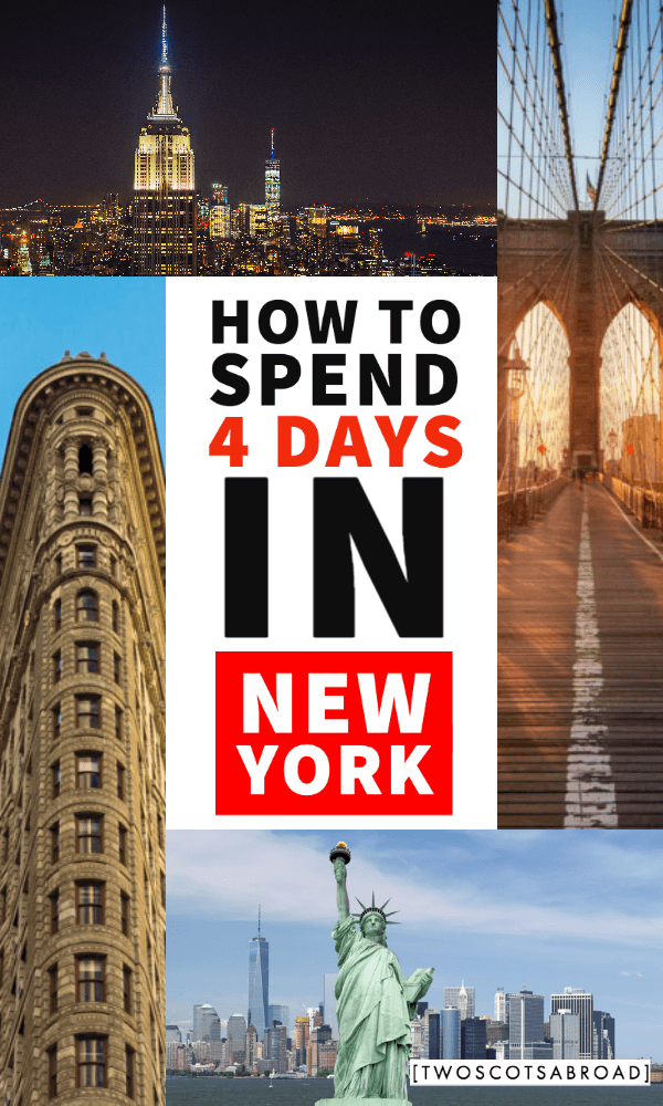 4 days in New York, New York City, how to plan a trip to New York, New York travel tips, New York itinerary, perfect 4 days in New York, things to do in New York City, New York views, New York at night, New York attractions, New York itinerary, New York tips, budget New York, New York City skyline, New York City travel