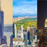 Best Observation Decks in New York: Empire, Rockefeller or One World Observatory?
