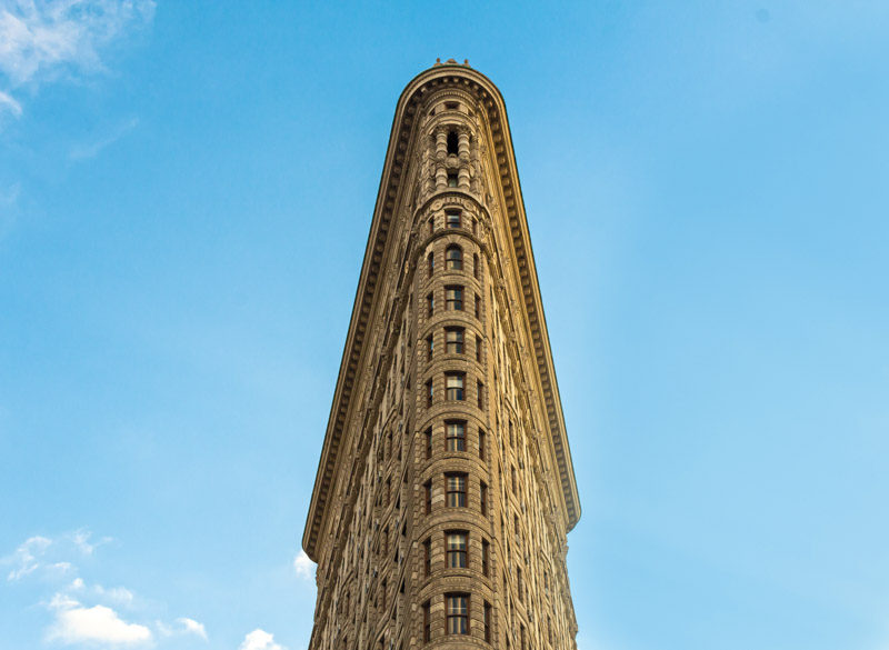 FlatIron Building New York_