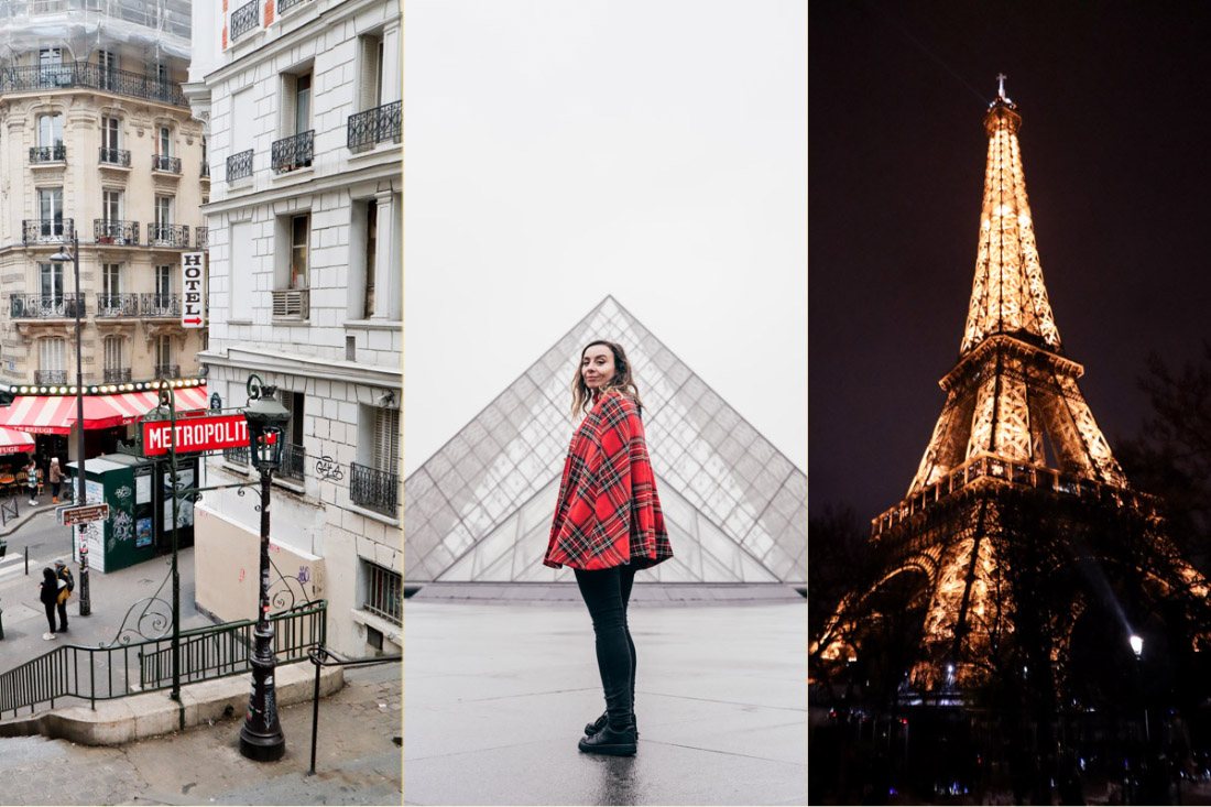 One Day in Paris Itinerary_