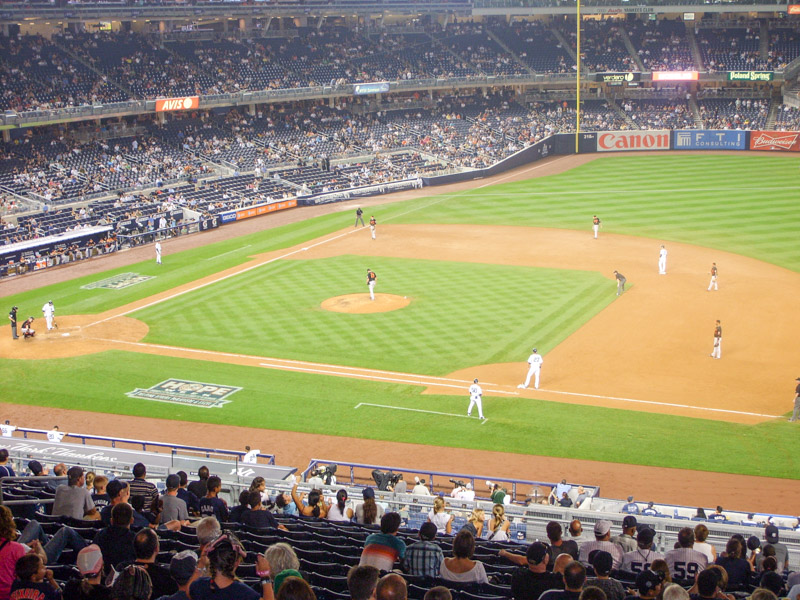 Yankees Stadium New York_