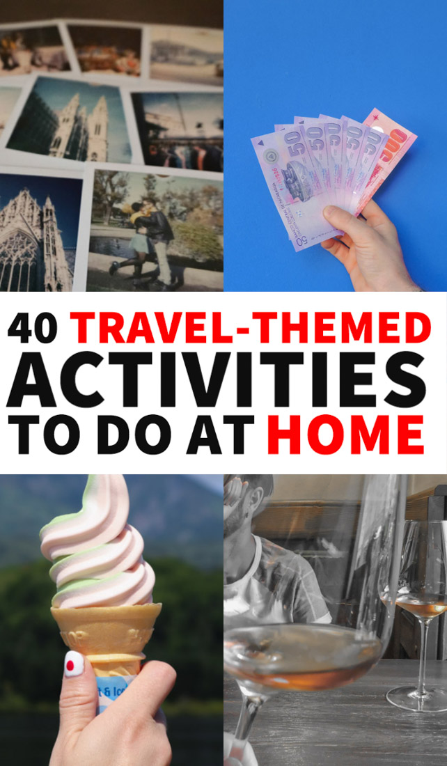 Travel activities, travel activity ideas, travel planning, travel saving, travel gifts, travel books, travel movies, travel TV shows, travel inspiration, travel food, online cooking classes, homeschool ideas, homeschool lessons, homeschool activities