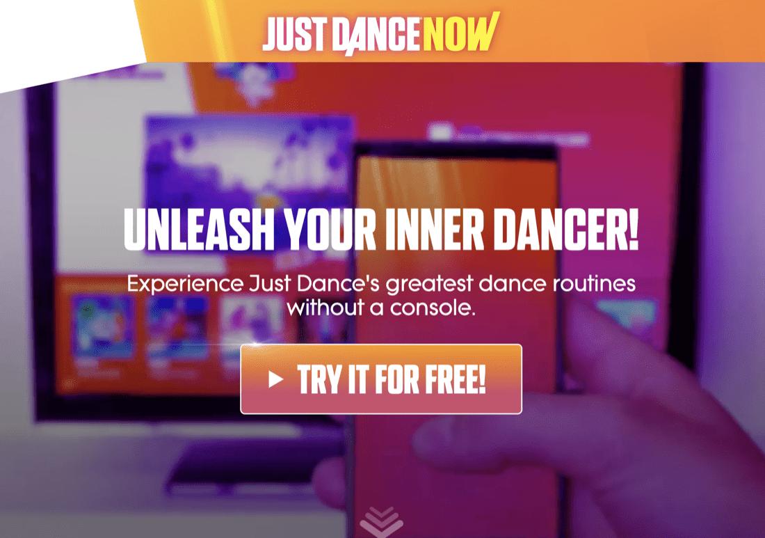 Just Dance Over Zoom