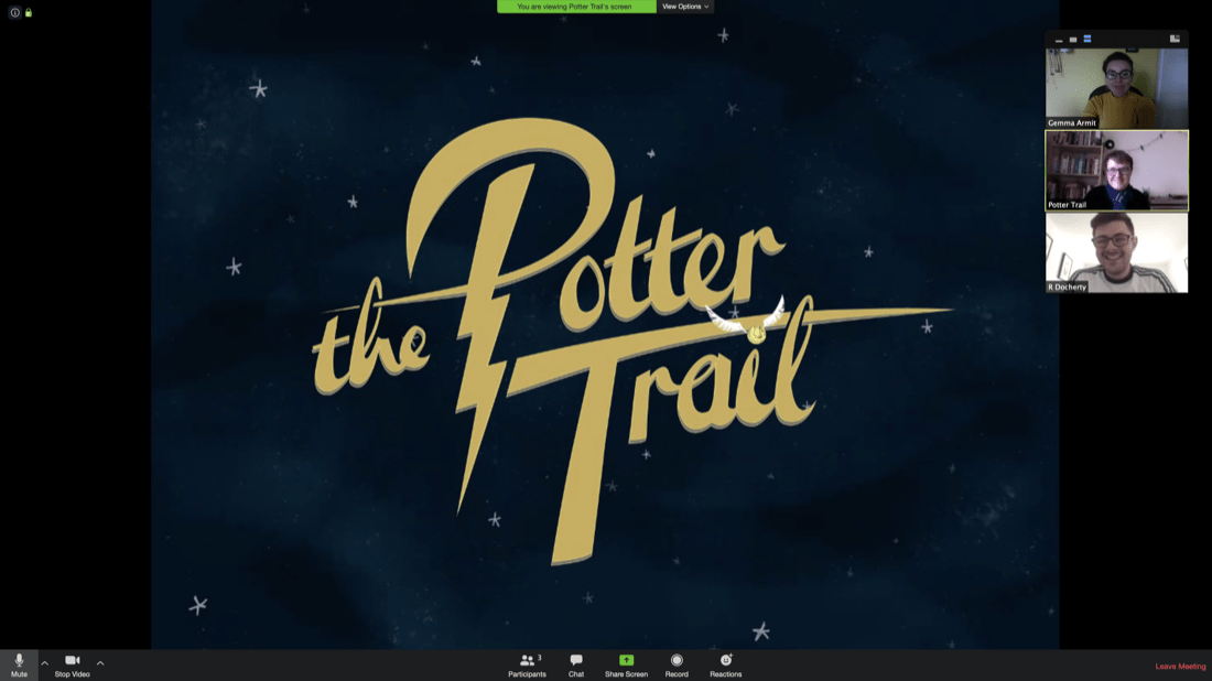 The Potter Trails Virtual Tour