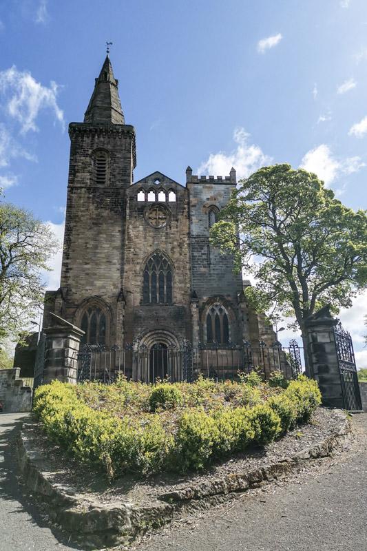 Dunfermline Abbey Fife_