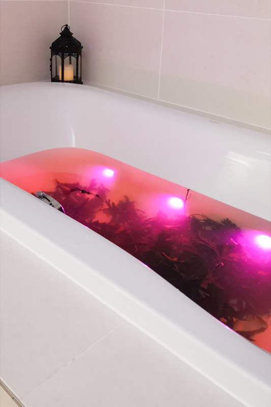 Seaweed Bath Portavadie Spa