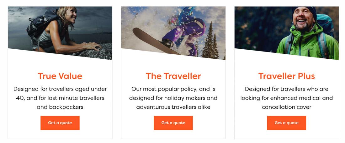 True Traveller Packages