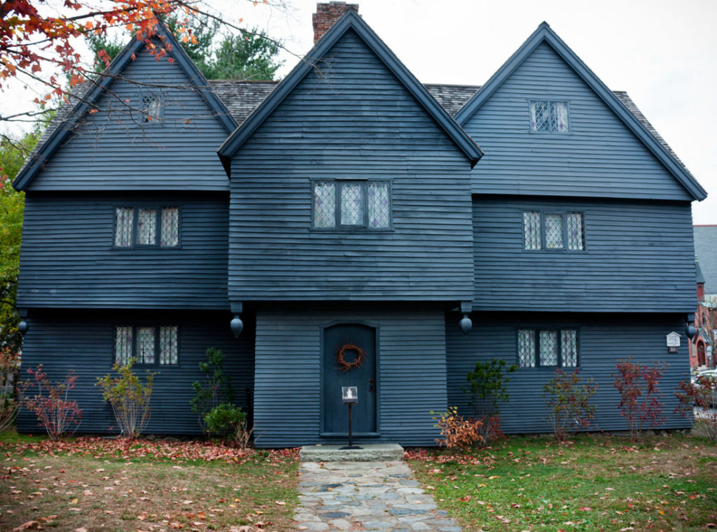Witch House Salem Corwin House