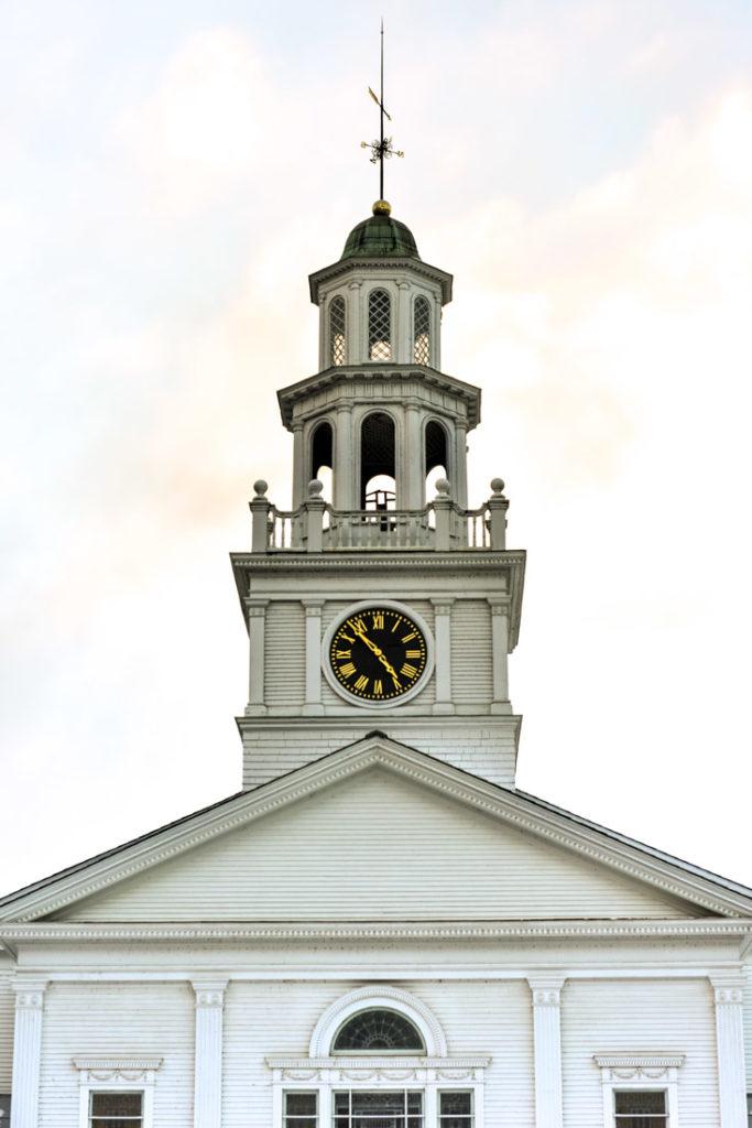 Main Street New England