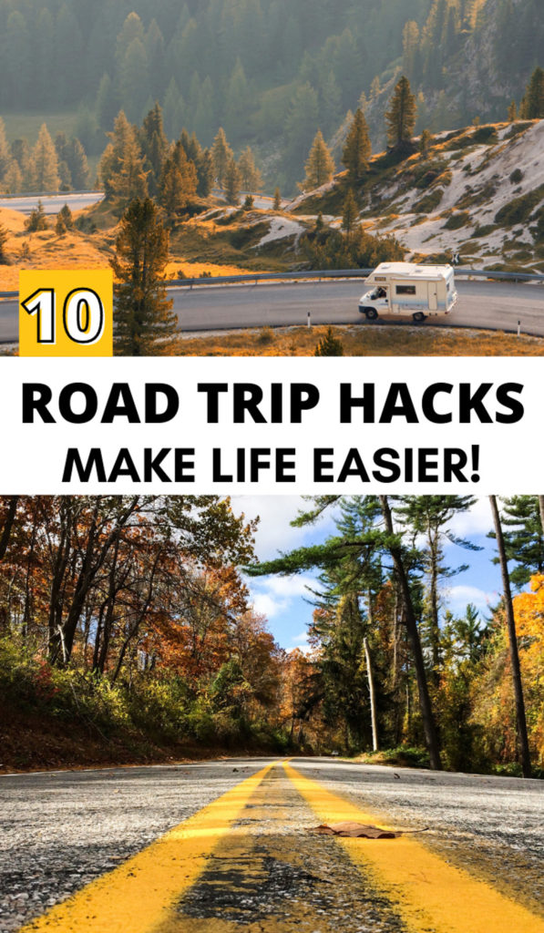 Looking for the best road trip hacks for your next big cross country adventure? Our road trip tips include space savers, comfort tips and safety advice so you can hit the road running with these road trip essentials! Click to read more.