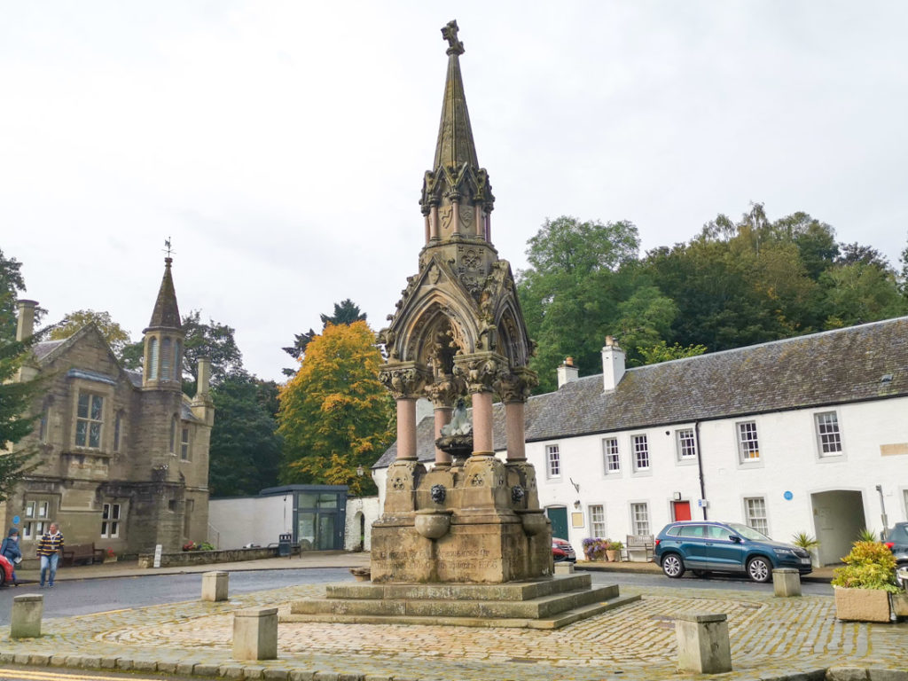 Dunkeld Atholl Memorial Fountain