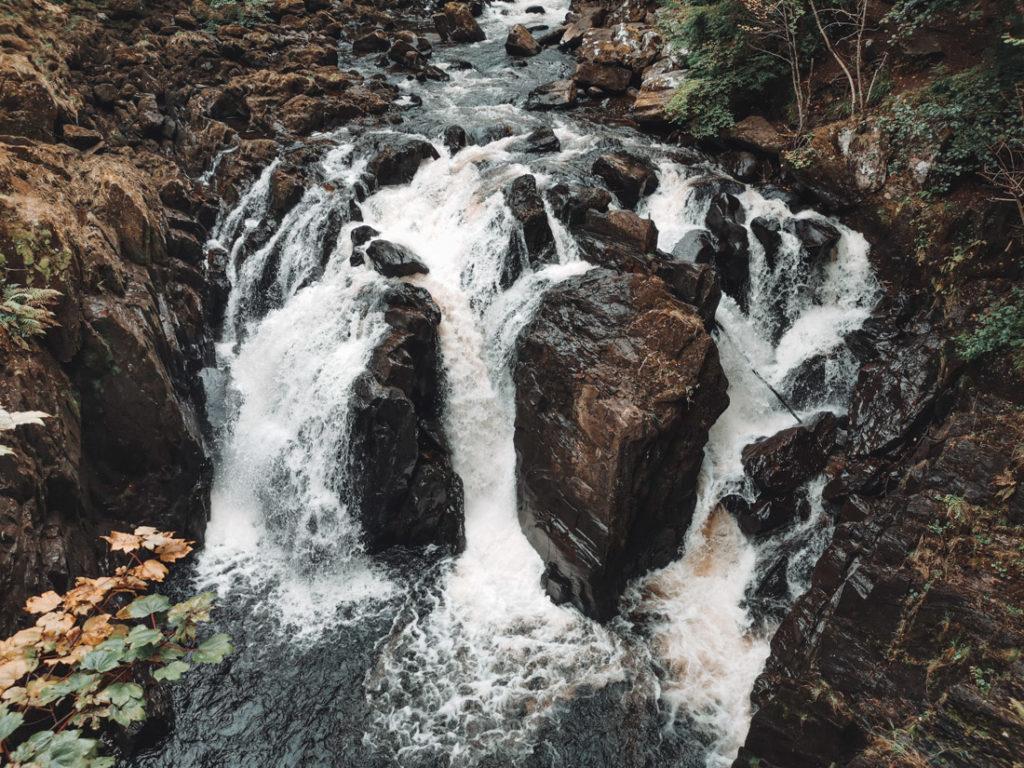 Falls of Bruar Perthshire Scotland