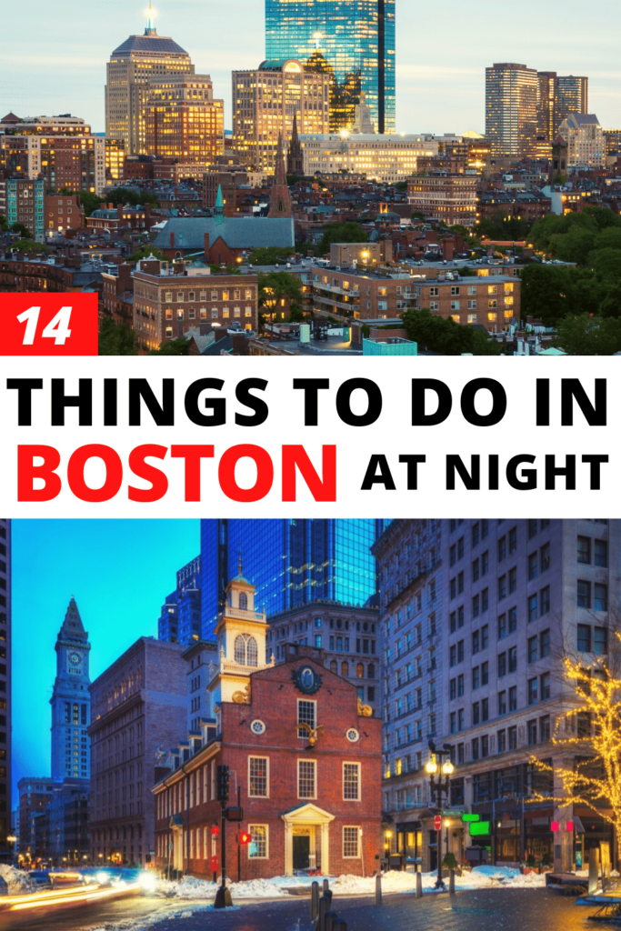 Looking for fun things to do in Boston at night? This guide details free activities, interesting tours, family-friendly attractions, spots, bars and food around downtown Boston and beyond. Click to find out what to do in Boston and save for later.