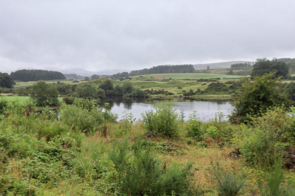 Earlstoun Loch Scotland
