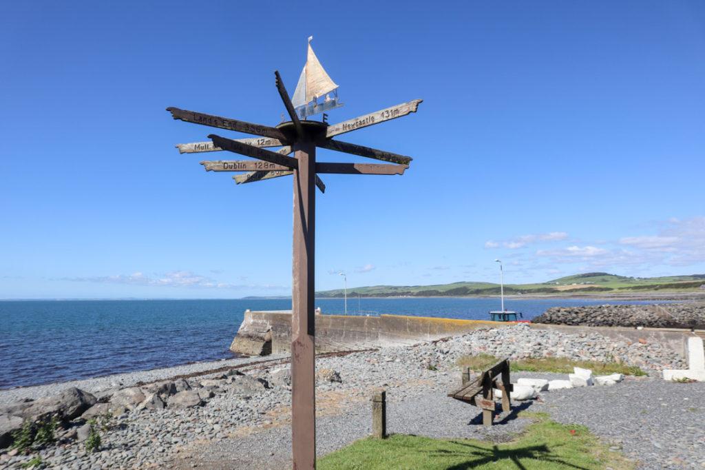 Port William South West Scotland