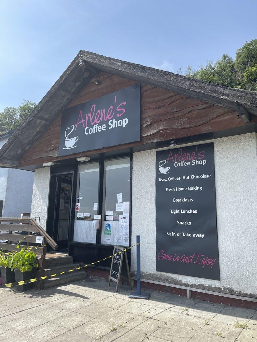 Arlenes Shop Mull Food Scotland