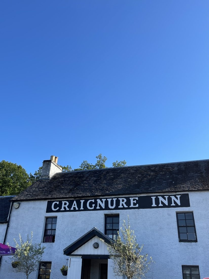 Craignure Inn Food Mull ScotlandCraignure Inn Food Mull Scotland