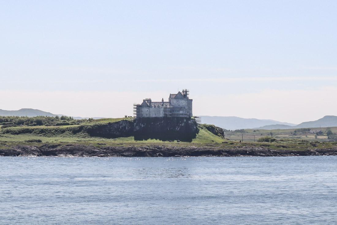 Duart Castle Mull Scotland