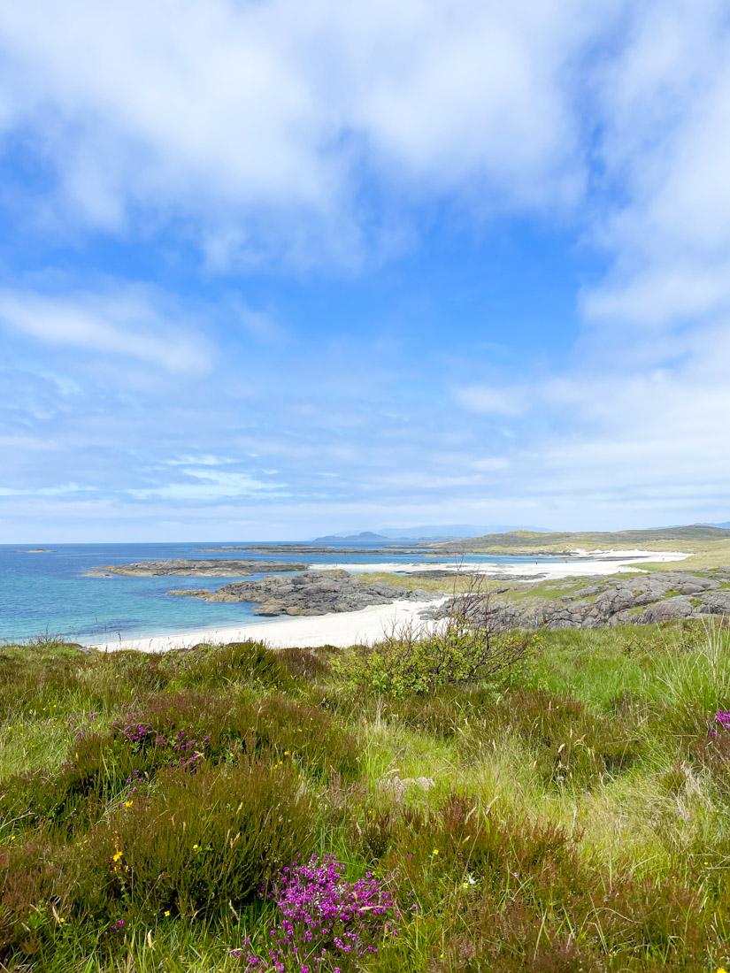 Sanna Beach. Ardnamurchan Scotland